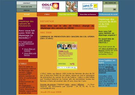 Campagne de prévention du cancer du col de l'utérus dès 25 ans