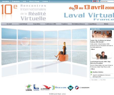 10è rencontres internationales de la Réalité Virtuelle: La Réalité Virtuelle et la maladie d'Alzheimer et de Parkinson