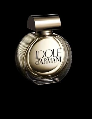 idole d armani l id al f minin dans une fragrance qui exhale sensualit et force de caract re. Black Bedroom Furniture Sets. Home Design Ideas