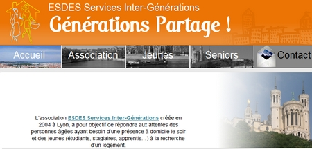 Interview ESDES Inter-Generation: Tendance collocation intergénérationnelle