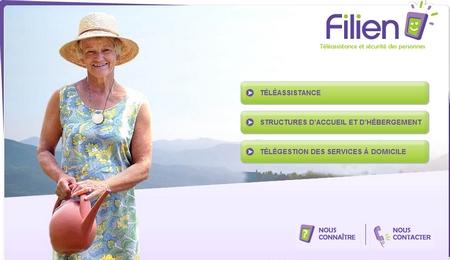 Filien ADMR: Service de téléassistance Mobile