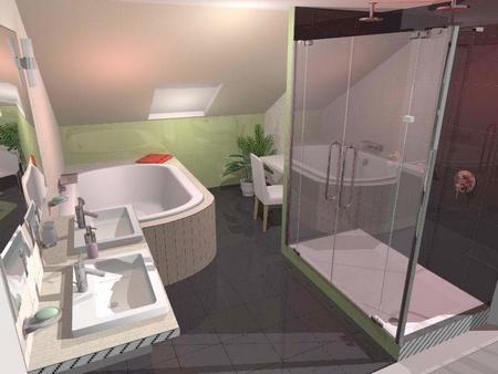 Eau xygen sp cialiste du design de salle de bains la salle de bains devient une pi ce vivre - Specialiste de la salle de bain ...