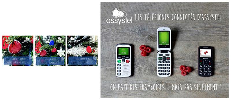 Noël à la Framboise chez Assystel