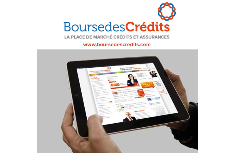 Un accès simple et complet à l'univers du crédit