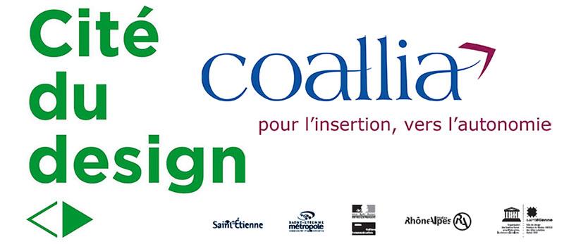 Guide des maisons de retraite avec Capgeris, portail d'information pour les  personnes agées : Collaboration entre l'association Coallia et la Cité du Design