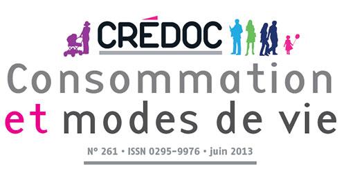 Guide des maisons de retraite avec Capgeris, portail d'information pour les  personnes agées : Le CRÉDOC publie sa lettre mensuelle Consommation et modes de vie