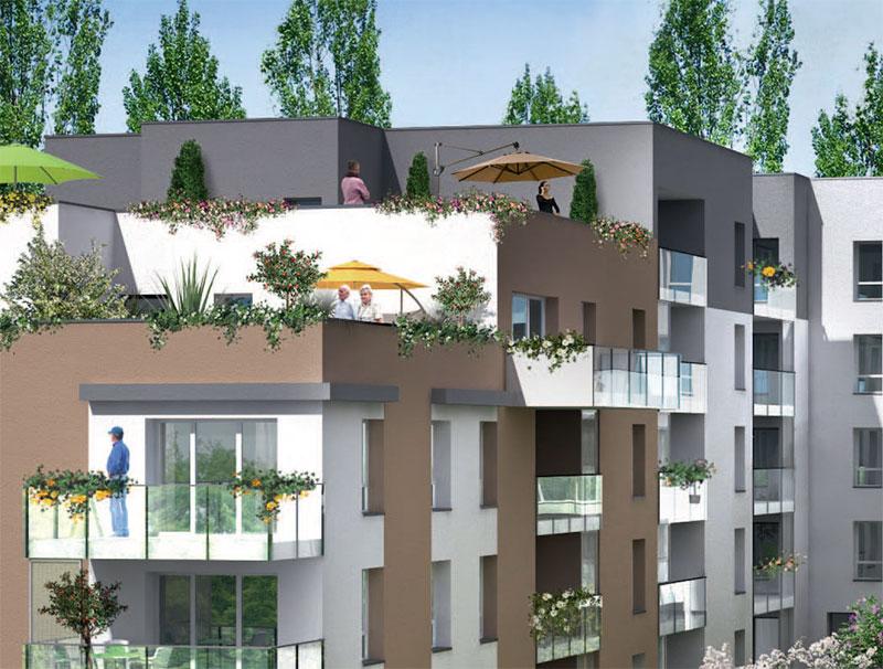 Investir dans un t2 dans une r sidence services seniors en construction bes - Investir maison de retraite ...