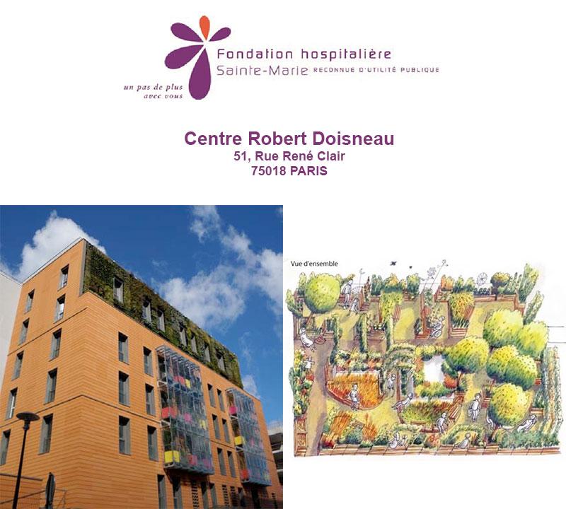 Guide des maisons de retraite la fondation hospitali re for Piscine 18eme paris