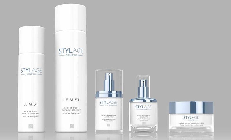 La gamme Stylage® SkinPro
