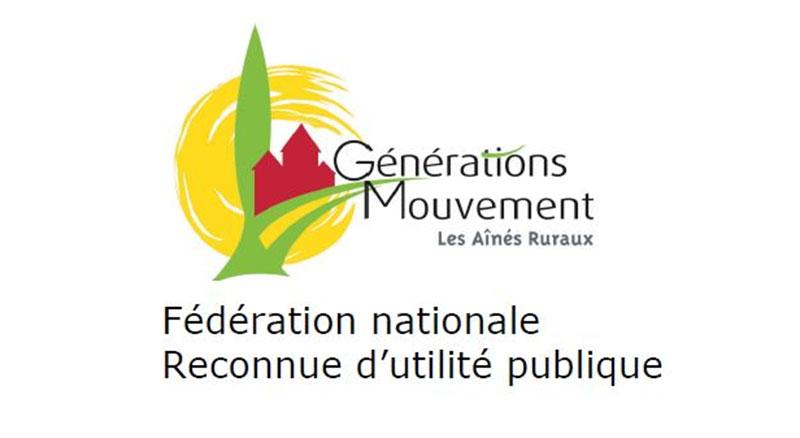 Journées nationales de Générations Mouvement, du mardi 15 au jeudi 17 avril 2014