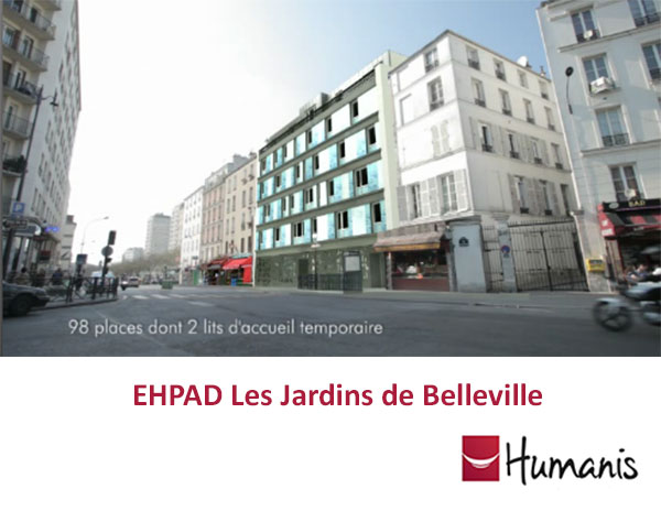 guide des maisons de retraite inauguration de l 39 ehpad les jardins de belleville. Black Bedroom Furniture Sets. Home Design Ideas