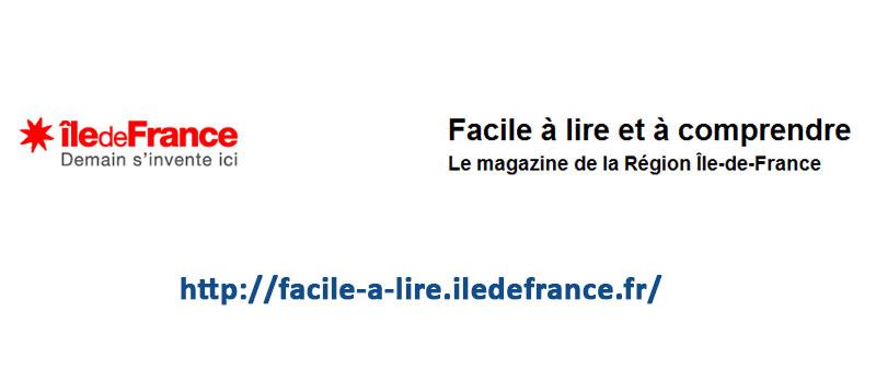 Accessibilité : la Région Île-de-France lance un site « facile à lire et à comprendre »