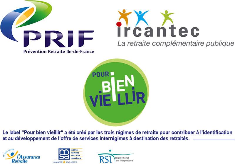 Partenariat IRCANTEC et groupement interrégimes PRIF