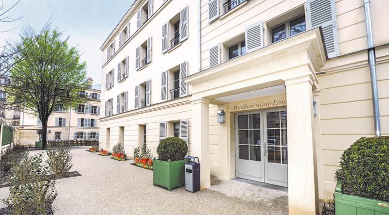 R sidence service r sidence les jardins d 39 arcadie de versailles residence avec services pour - Les jardins d arcadie le grau du roi ...