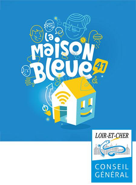 Inauguration de la Maison Bleue 41