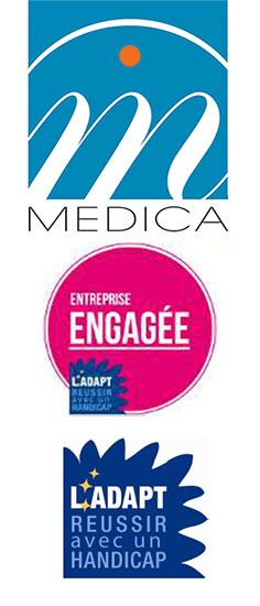 16ème semaine pour l'emploi des personnes handicapées : le Groupe MEDICA présente ses actions et projets en faveur des travailleurs handicapés.