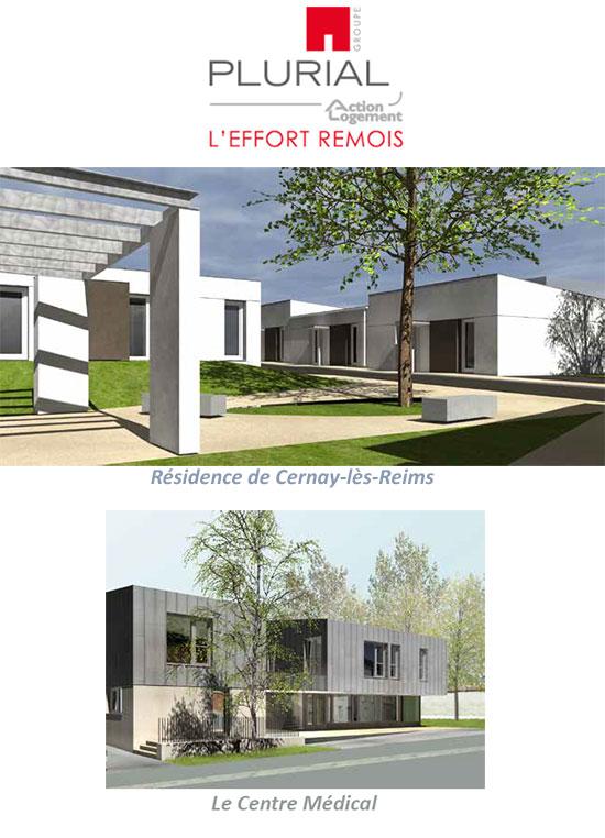 Des pavillons pour personnes g es dans une nouvelle r sidence cernay l s r - Vente maison personne agee ...