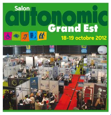 Salon professionnel et grand public l 39 entr e gratuite for Salon autonomic