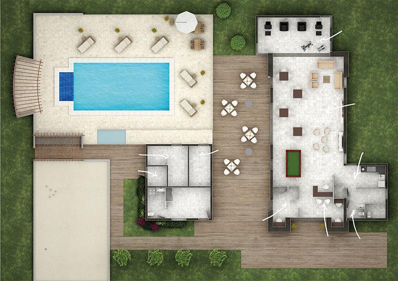 Investir dans une maison t3 en r sidence avec services pour seniors la cel - Investir maison de retraite ...