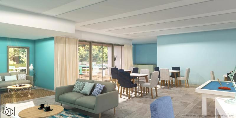 Investir dans une villa t3 soustons dans les landes au sein d 39 une r s - Investir maison de retraite ...