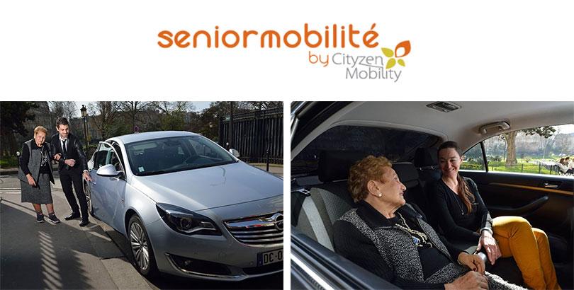 Senior Mobilité, le premier service de mobilité dédié aux Seniors, arrive à Nice