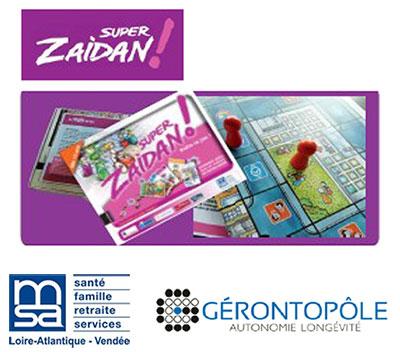 Lancement de la campagne Super Zaidan !