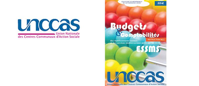 Le nouvel Indispensable Budgets & comptabilités des ESSMS de l'UNCCAS vient de paraître