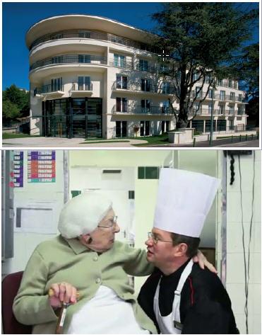 guide des maisons de retraite l 39 ehpad la villa beausoleil de chaville propose depuis deux ans. Black Bedroom Furniture Sets. Home Design Ideas