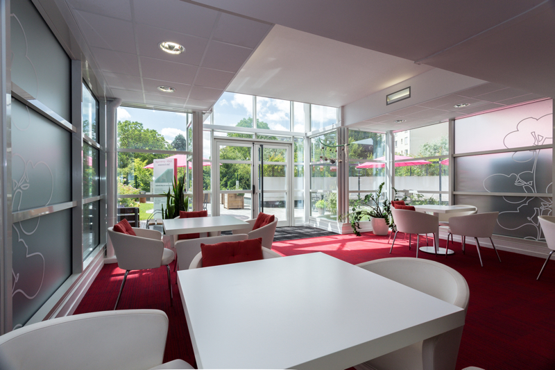 r sidence service r sidence les senioriales de luc. Black Bedroom Furniture Sets. Home Design Ideas