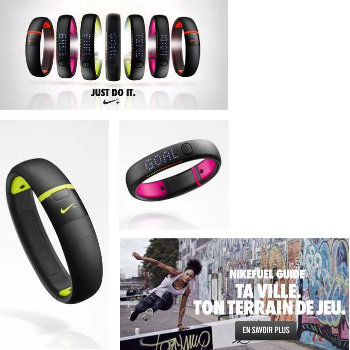 Bracelet Nike+FuelBand SE : un bracelet qui suit vos mouvements et votre activité