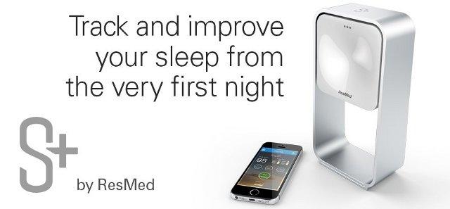 s  resmed   un moniteur de sommeil ultra performant