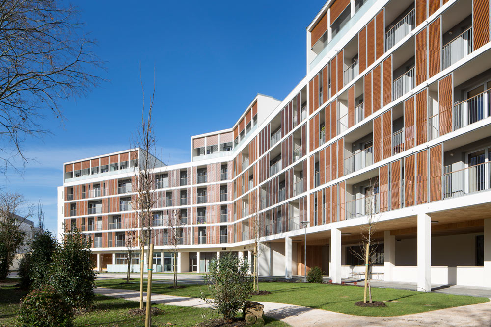 R sidence service r sidence ovelia les jardins d 39 isaure for Jardin residence