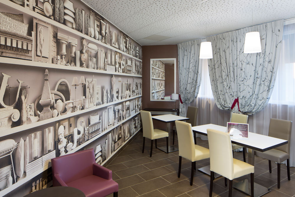 R sidence service r sidence ovelia les jardins d 39 isaure for Restaurant le jardin du cap