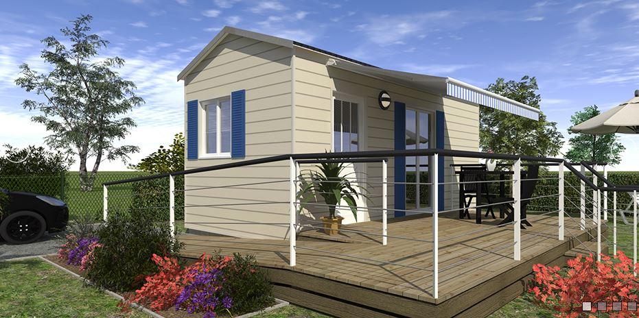 Le bungalow comme solution à la perte d'autonomie?