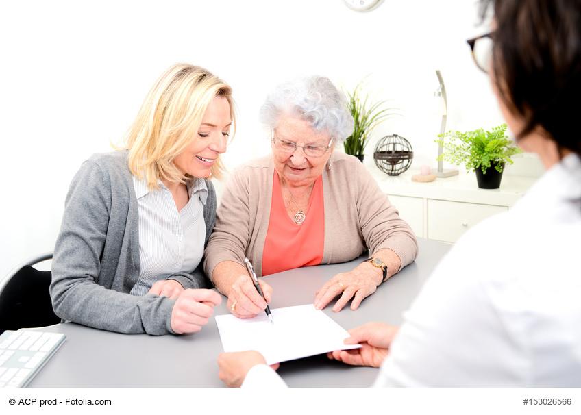 Guide des maisons de retraite avec Capgeris, portail d'information pour les  personnes agées : Décrypter votre contrat de séjour EHPAD