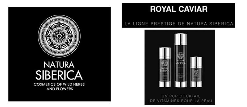 Royal Caviar, la ligne prestige de Natura Siberica