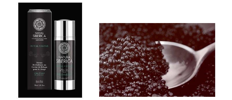Sérum Revitalisant Visage au caviar de Beluga