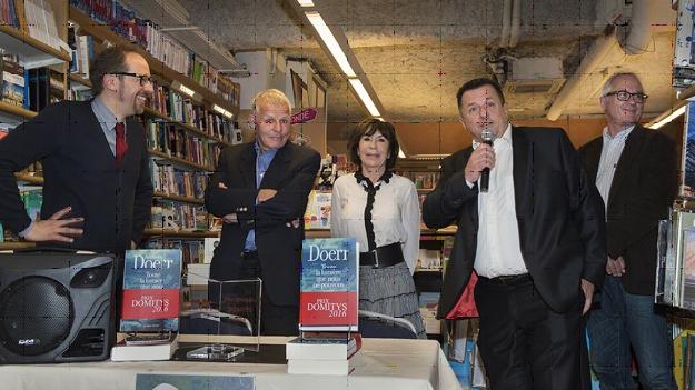 Prix littéraire DOMITYS 2016