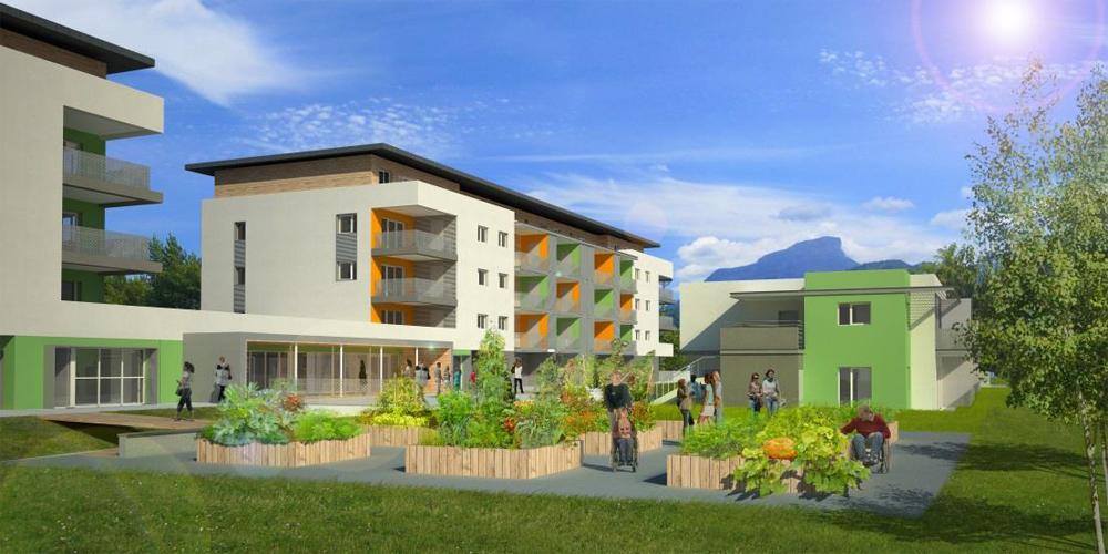 Une résidence intergénérationnelle signée ICF Habitat
