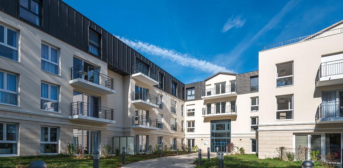 Résidences Senior en Ile-de-France : Cinq nouvelles Résidences Les Girandières ouvrent en région Parisienne #RésidenceSenior #IleDeFrance @resideetudes
