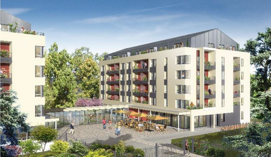 Nouvelle résidence avec services pour Seniors à Villefranche-sur-Saône
