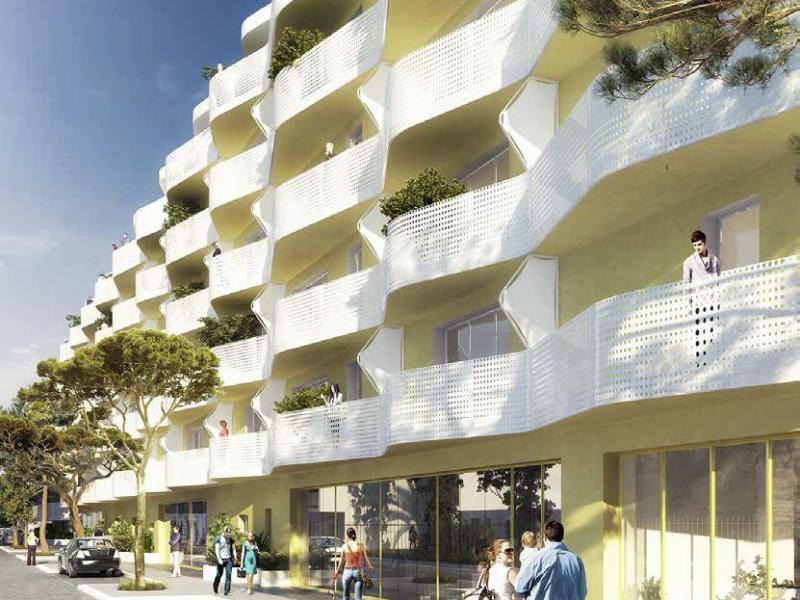 Un projet de résidence avec services pour senior à La Seyne Sur Mer