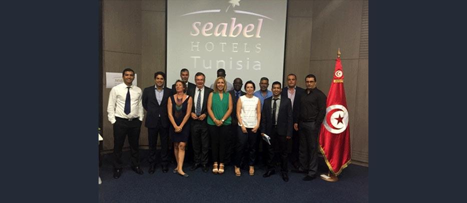 Il était question de Tourisme des Seniors, à l'Hôtel Seabel Rym Beach de Djerba