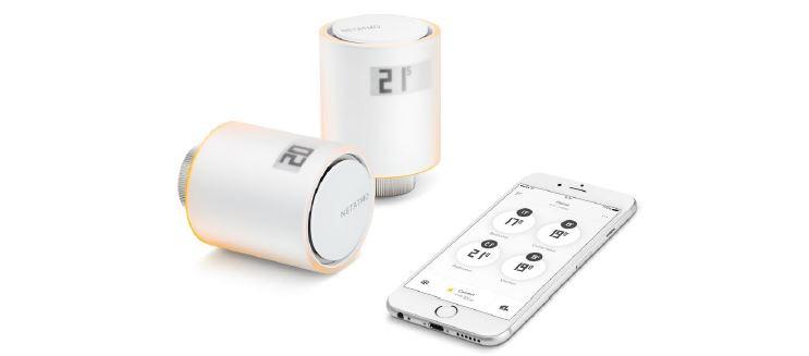 Des vannes connect s pour r duire votre consommation lectrique - Consommation electrique spa ...